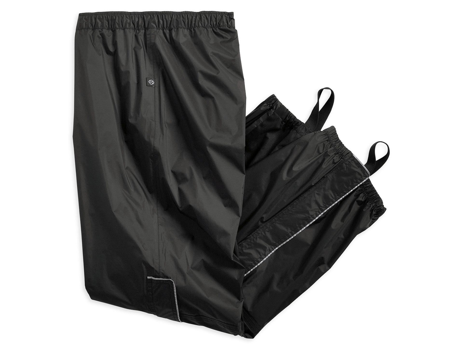 diff/érentes tailles V/êtement de pluie de v/élo avec fond renforc/é Pantalon de pluie pour homme imperm/éable avec /él/éments r/éfl/échissants CYCLEHERO Pantalon de pluie de v/élo