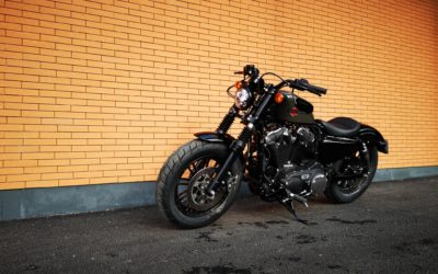 Préparation XL1200X Forty Eight « Black Bobber »