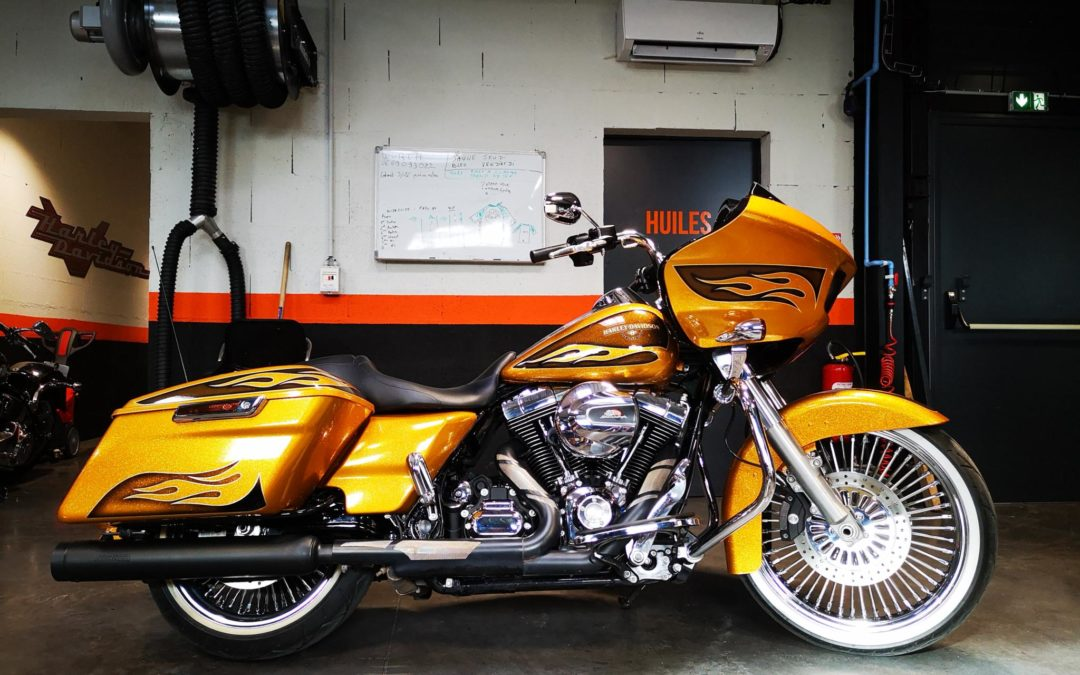Road Glide Special « Chicanos »