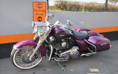 ROAD KING 2016 big wheels